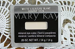 Mary Kay Mineral Eye Color ~ White Lily