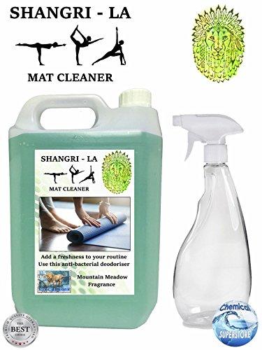 shangri-la 5L Mat Cleaner–mountain Meadow + 500ml Bottiglia spray