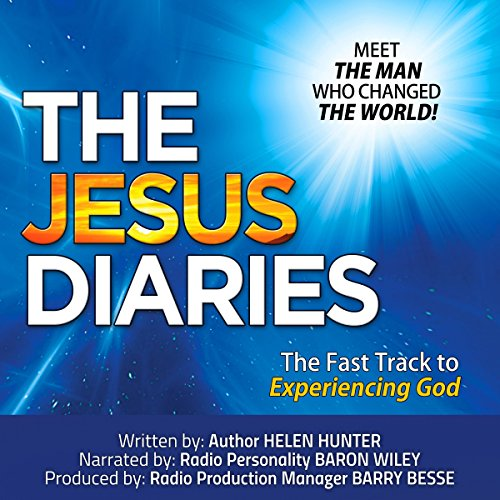 The Jesus Diaries audiobook cover art