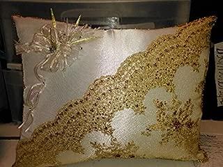 Custom Quinceanera Accessories (Custom/Shoe Pillow)