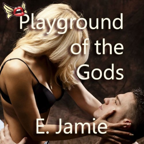 Playground of the Gods audiobook cover art