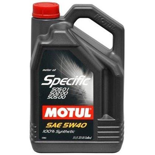 Motul Specific - 505 01 502 00 5W40 - VW Audi - 5 Liter