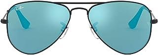 Ray-Ban Kids' Rj9506s Metal Aviator Sunglasses