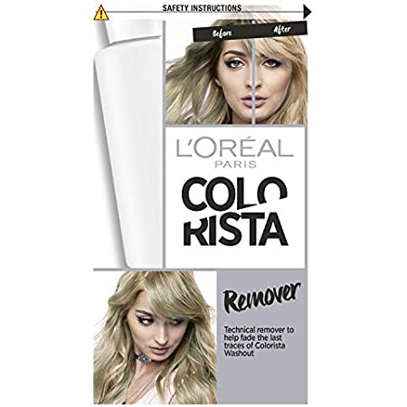 L Oreal colorista color del pelo y Dye Remover