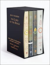 The Lord of the Rings Boxed Set by J. R. R. Tolkien (2014-08-01)