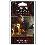 Asmodee-Il Trono di Spade LCG 2nd Ed. Gioco da Tavolo espansione Acque Nere Edizione Interamente in Italiano, Colore, 9248
