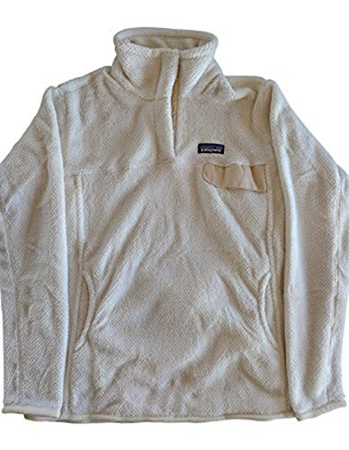 Price comparison product image Patagonia Women's Re-Tool Snap-T Pullover Raw Linen / White Crossdye Small