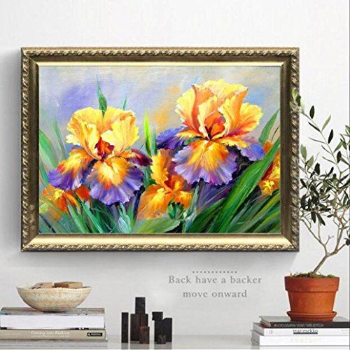 Pandaie To America!!! Painting Flower 5D Diamond Painting Full Drill Kits for Adults Embroidery Cross Stitch(all 5% off, three 10% off)