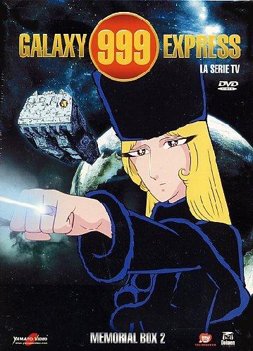 Galaxy Express 999 Episodi 31-58 [Import]