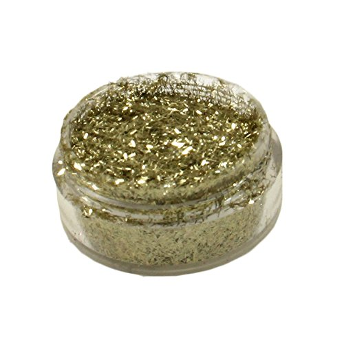 Diamond FX Polyester pailleté – Fiber Gold (5 gm)