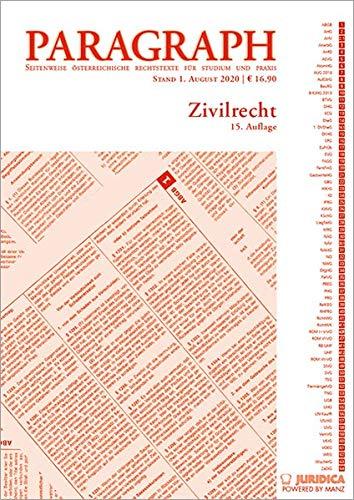 Paragraph - Zivilrecht (Edition Juridica)