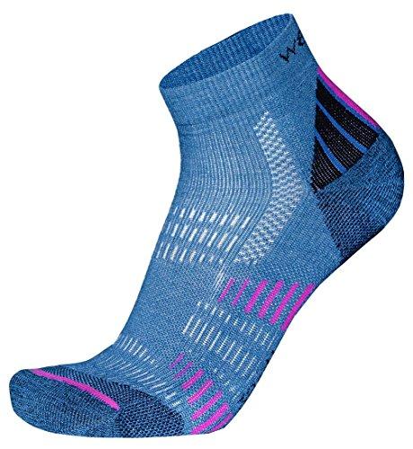 Wapiti Damen S05 Socke, hellblau, 39-41