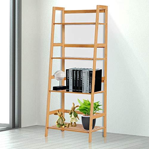 Generic . Helf - Soporte para plantas y estante para estudio de elfos, estantería de bambú para bricolaje