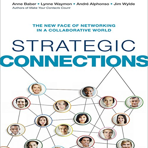 Strategic Connections audiobook cover art