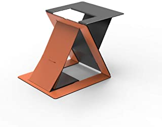 MOFT Z Invisible Thin Sit-Stand Desk, Portable, Ajustable Sit-Stand Angles, Compatible with Most Laptops