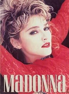 madonna 1985 virgin tour