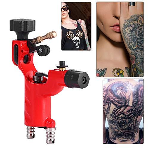 Rotary Tattoo Maschine, Professionelle Legierung Rotary Starke Motor Gun Liner Shader Clip Cord Färbung Futter Body Art Tool