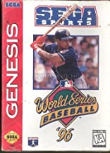 World Series Baseball '96 - Sega Genesis (Renewed)