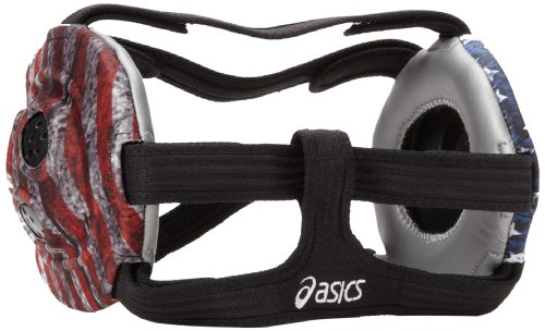 ASICS Unrestrained Earguard, Faded Glory, One Size