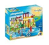 Playmobil 70115 - Jeux de Construction - Parc Aquatique - 199 pièces