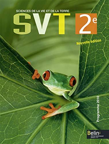 Sciences De La Vie Et De La Terre Svt 2e Livre De L Eleve