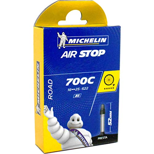 Michelin Camera d'Aria 700 X18-25, 52 mm