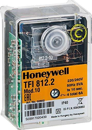 Honeywell/Satronic Brennersteuergerät TFI812.2 Mod. 10