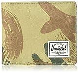 Herschel Roy Plus Coin XL RFID Wallet Brushstroke Camo