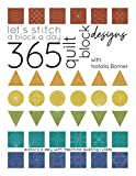 Best Machine Quilts - Let's Stitch a Block a Day - 365 Review