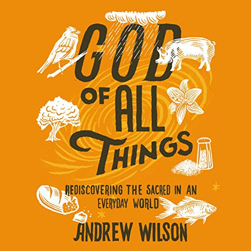God of All Things cover art