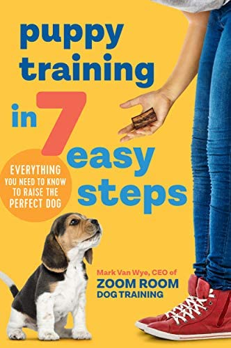 Puppy Training in 7 Easy Steps Everything You Need to Know to Raise the Perfect Dog product image