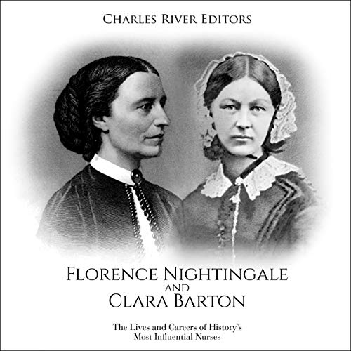 『Florence Nightingale and Clara Barton』のカバーアート