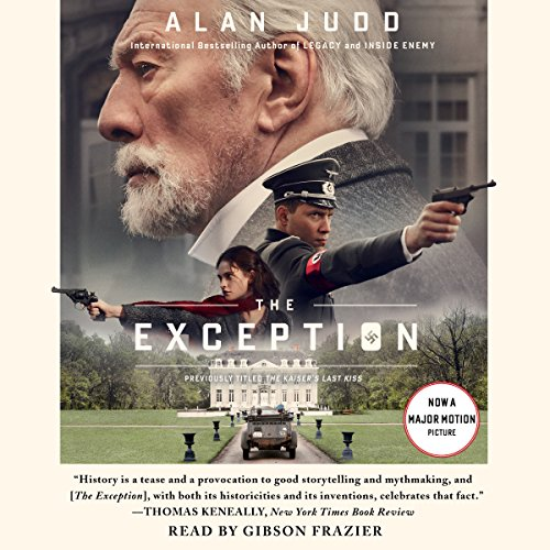The Exception cover art
