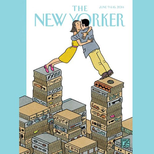 The New Yorker, June 9th & 16th 2014: Part 1 (Haruki Murakami, Karen Russell, Ramona Ausubel) cover art