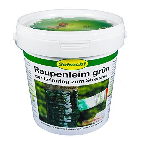 Gärtner Pötschke Schacht Raupenleim grün, 1 kg