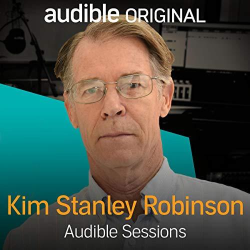 Kim Stanley Robinson audiobook cover art