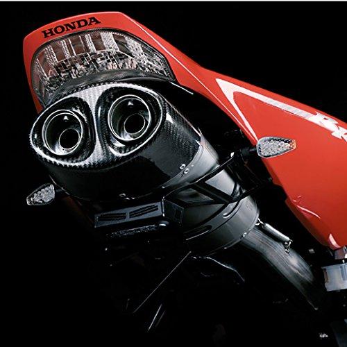 Auspuff Bodis Oval Q1 Slip-On Titan CBR 1000 RR Fireblade SC57