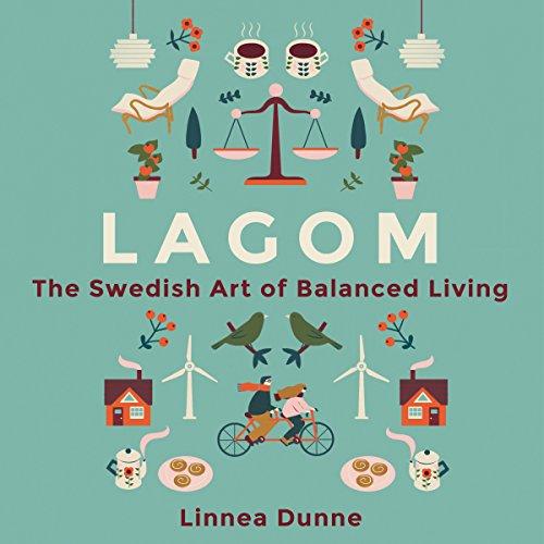 Lagom audiobook cover art