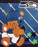 Seattle Seahawks NFL Baby Plush Blanket 40'x50'