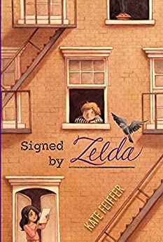 Signed by Zelda by [Kate Feiffer]