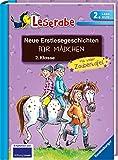 Neue Erstlesegeschichten für Mädchen 2. Klasse: Mit toller Zaubertafel (Leserabe - Sonderausgaben) - Claudia Ondracek