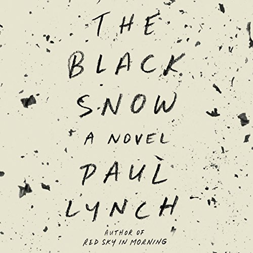 The Black Snow audiobook cover art