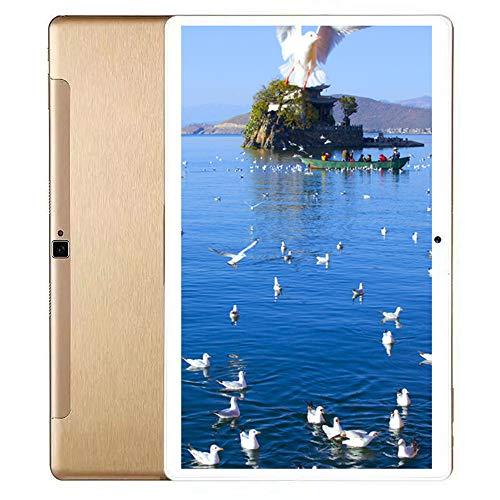 tablet PC de 12 Pulgadas PC Android Procesador de Diez núcleos Pantalla HD IPS 8MP Frontal Cámara Trasera de 13MP Compatible con Bluetooth WiFi Batería Grande de 12000mAh