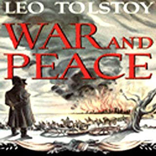 War and Peace                   By:                                                                                                                                 Leo Tolstoy                               Narrated by:                                                                                                                                 Walter Zimmerman                      Length: 63 hrs and 33 mins     328 ratings     Overall 3.9