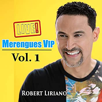 Merengues VIP, Vol. 1 (En Vivo)