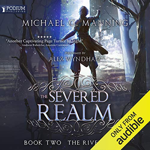 Page de couverture de The Severed Realm