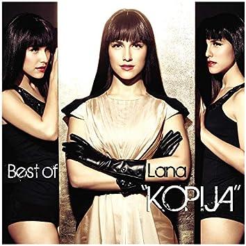 Best of lana 'Kopija'