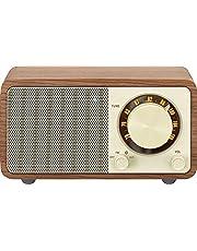 SANGEAN FMラジオ対応 ブルートゥーススピーカー チェリー WR-301 [Bluetooth対応]