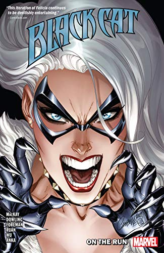 Black Cat Vol. 2: On The Run (Black Cat (2019-)) (English Edition)