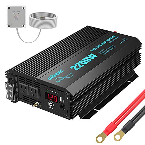 Best Wave Inverter With Remotes